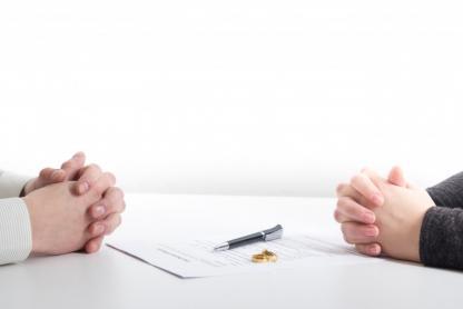 divorce procédure