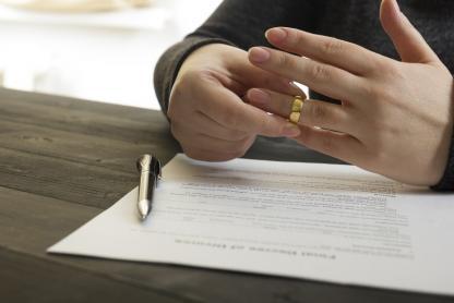 séparation divorce